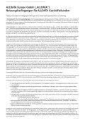 Bestellformular mit AGB - CAR GmbH - Seite 2