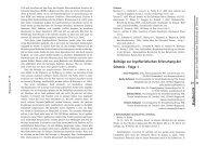 Beiträge zur bryofloristischen Erforschung - WSL