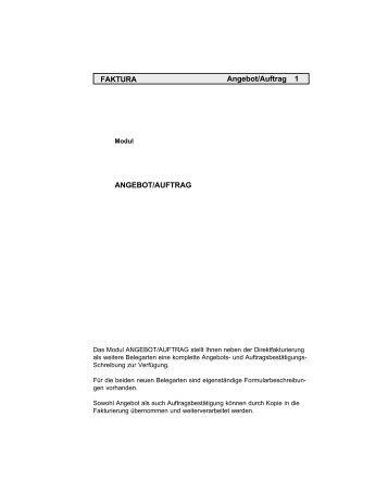 Auftrag Angebot Annahme Kaufhof Payback Aktion