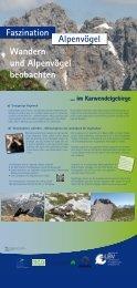 Roll-up Karwendel - LBV