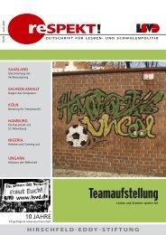 Teamaufstellung - Lesben- und Schwulenverband in Deutschland