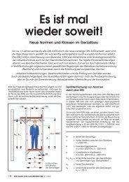 Normen und Klassen im Geruestbau - Otto Wolf GmbH