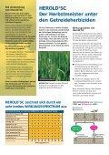 Der Herbstmeister - Bayer CropScience - Schweiz - Seite 2