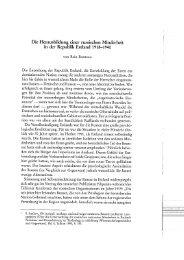 Die Herausbildung einer russischen Minderheit in der Republik ...
