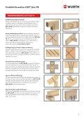 KONSTRUKTIVER HOLZBAU - Wuerth AG - Seite 5