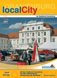 localcity - Stadtwerke Oranienburg