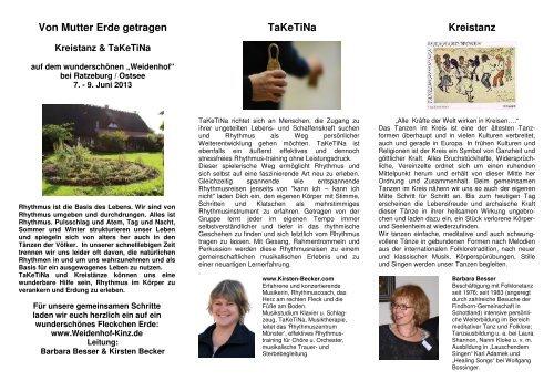PDF- Datei - Weidenhof Kinz