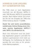 Anleitung für den TAN-Generator - Cortal Consors - Seite 7