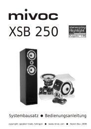 XSB 250