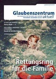 Magazin 5/2011 - Glaubenszentrum