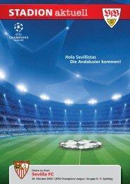 FC Sevilla - VfB Stuttgart