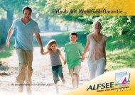 Download Image Prospekt DE - Alfsee Ferien- und Erholungspark
