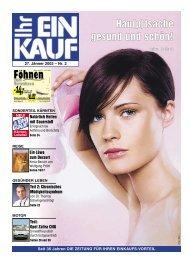 Ihr Einkauf 2/2003 Kärnten