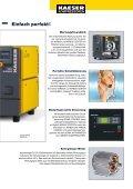 Kolbenkompressoren AIRBOX / AIRBOX CENTER - SEITZ ... - Seite 5