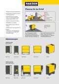 Kolbenkompressoren AIRBOX / AIRBOX CENTER - SEITZ ... - Seite 7