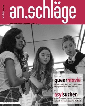 Juli/August 2005 (PDF) - an.schläge