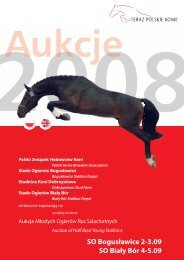 katalog koni - Polski Związek Hodowców Koni