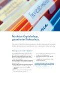 Lebensversiche- rungen mit Einmalprämie - Allianz Suisse - Seite 2