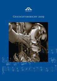 Geschäftsbericht 2009 - Hotela