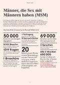 Jahresbericht 2012 - Aids-Hilfe Schweiz - Seite 7