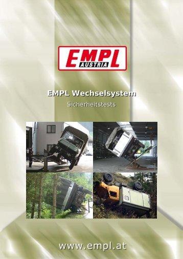 EMPL Wechselsystem - EMPL Fahrzeugwerk