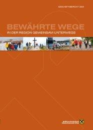 Bewährte wege - Raiffeisenlandesbank Niederösterreich-Wien