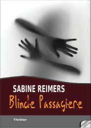 Leseprobe Blinde Passagiere 3.10.2013