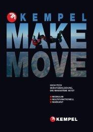 Zum Flyer Kempel Make Move