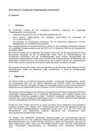 ETA-Leitlinie für vorgefertigte Treppenbausätze verabschiedet K ...