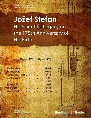 Jožef Stefan - Bentham Science