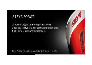 STEYR FORST STEYR FORST - BFW