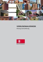 Verblendmauerwerk – Planung und Ausführung - Olfry