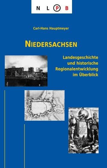 Niedersachsen - Landesgeschichte und historische ...