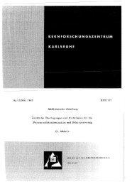 April/Mai 1968 KFK 777 Medizinische Abteilung ... - Bibliothek
