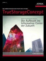 True Storage Concept - Hitachi Data Systems