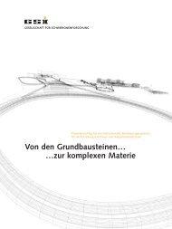 Von den Grundbausteinen… …zur komplexen Materie - GSI