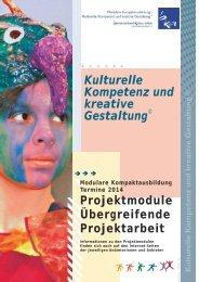 Kulturelle Kompetenz und kreative Gestaltung Projektmodule ...
