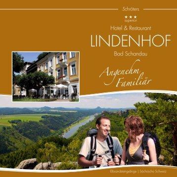 Hausprospekt Lindenhof Bad Schandau Download