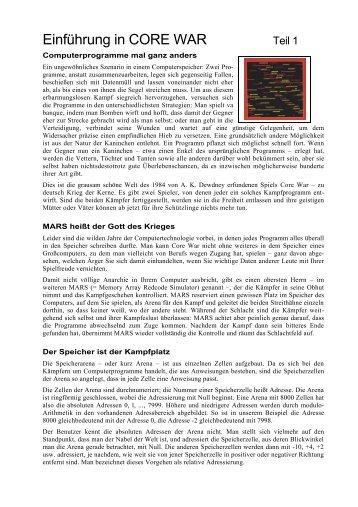 Teil 1 - Bildungsserver Berlin - Brandenburg