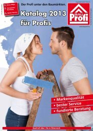 Katalog 2013 für Profis - Rodler Markt