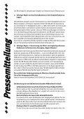 Eklatanter mangel an Problem Bewußtsein - Bund Naturschutz - Page 2