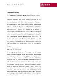 Presse-Information - Neff