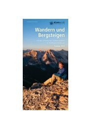 Broschüre WandernmitÖffis2013 (PDF; 10,21 MB) - Postbus