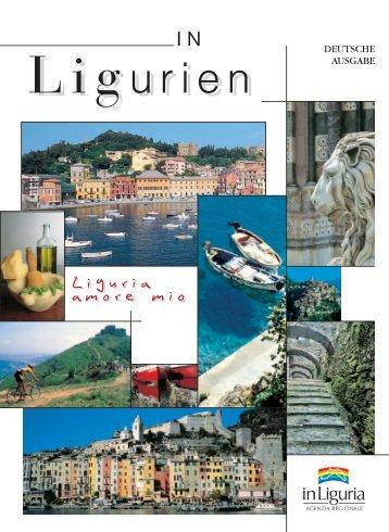 Reisefuehrer Ligurien - Enit