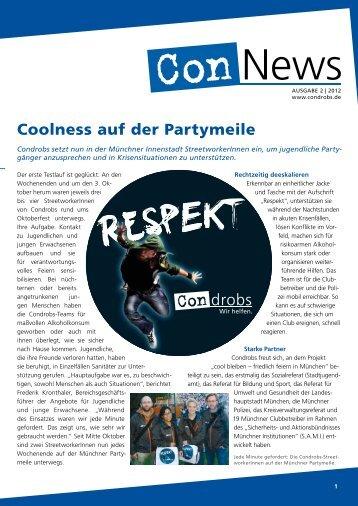 Ausgabe 2/2012 - Condrobs eV