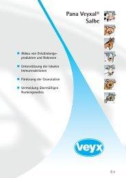 Pana Veyxal® Salbe - Veyx-Pharma GmbH