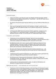 Factsheet Tuberkulose - VfA