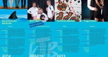 Download als PDF - Kleines Theater Bielefeld