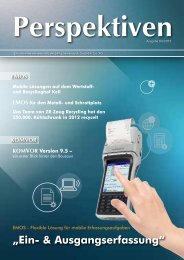 Perspektiven herunterladen (pdf-Datei, 3 MB) - S&F Datentechnik
