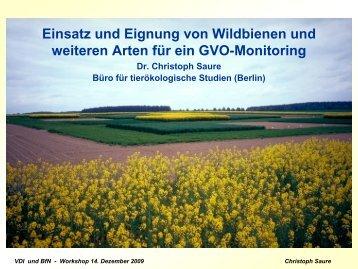 Monitoring - Bundesamt für Naturschutz